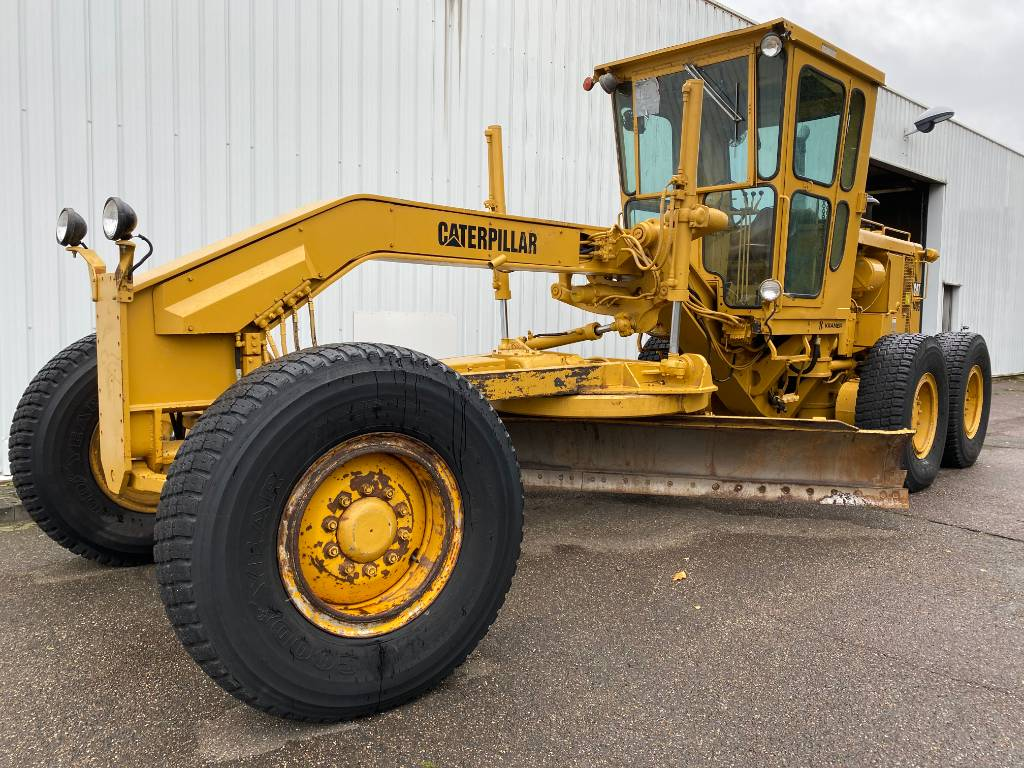 Caterpillar SOLD140 G EXCEPTIONAL CONDITION!!, Graders, Construction