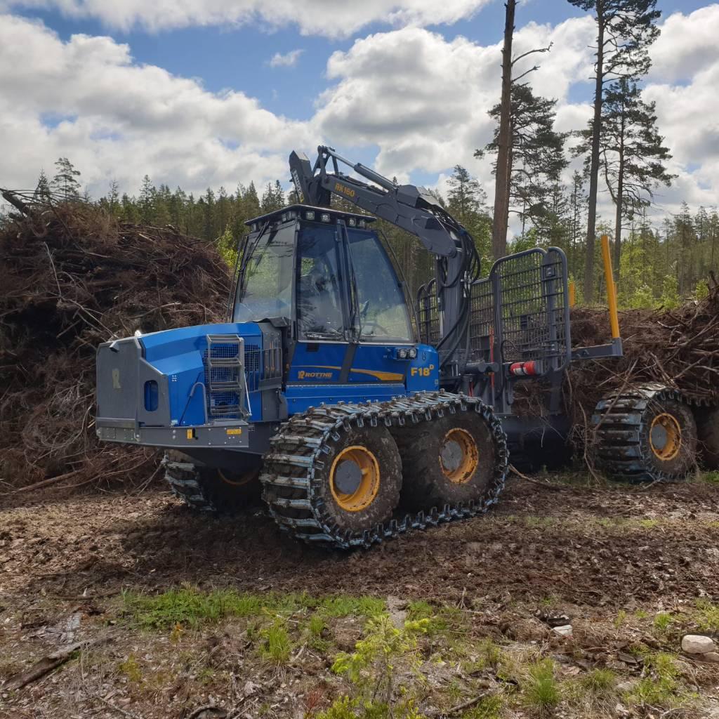 Pewag Duro 710/45*26,5, Redskap till skogsmaskiner, Skogsmaskiner