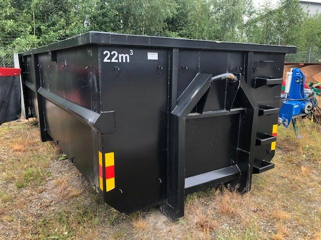 [Other] Lastväxlar Container (ny) 22m3, Specialcontainers, Transportfordon
