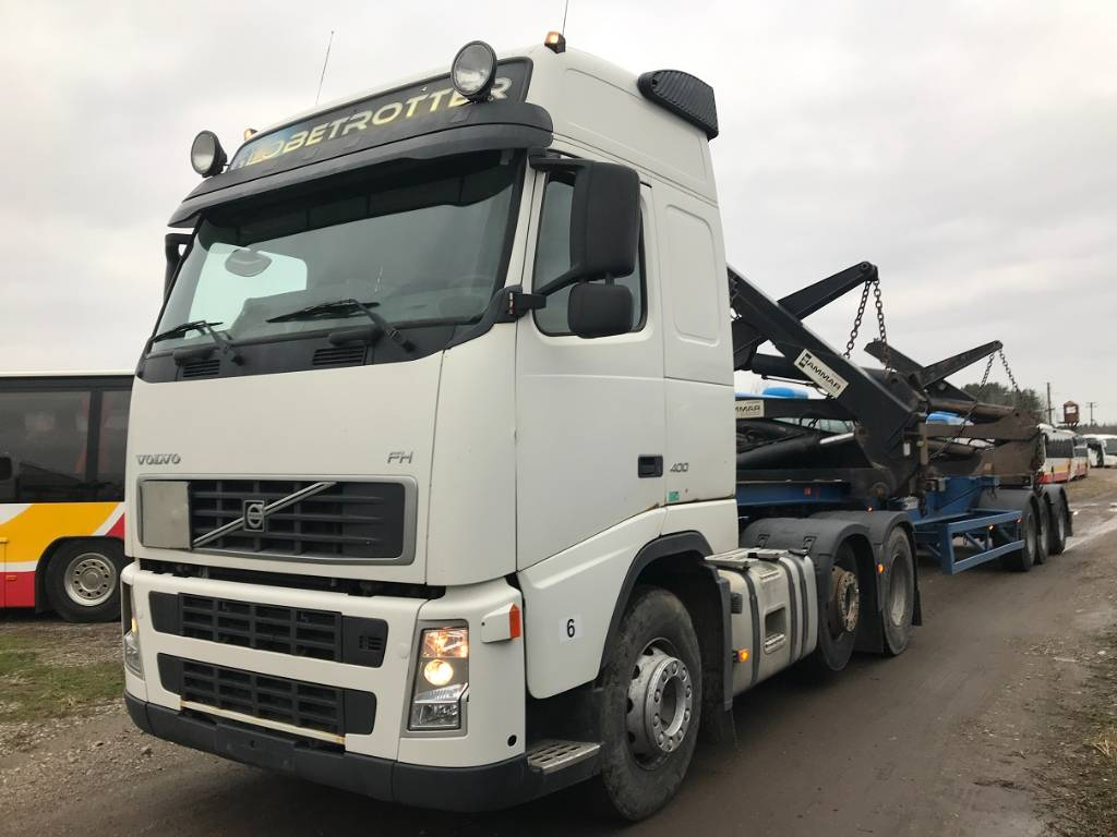 Volvo FH 400 HYDRAULICS + MANUAL, Conventional Trucks / Tractor Trucks, Trucks and Trailers