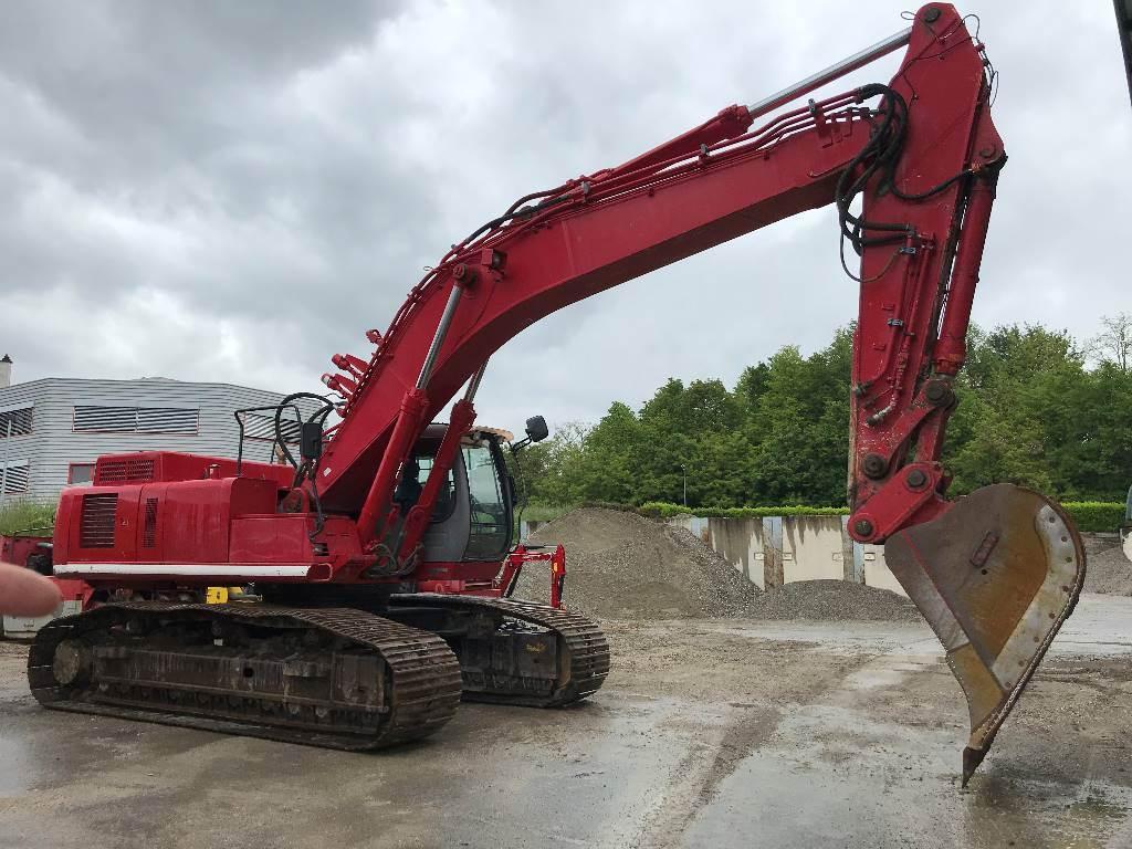 Hitachi ZX 460 LC H, Crawler Excavators, Construction Equipment