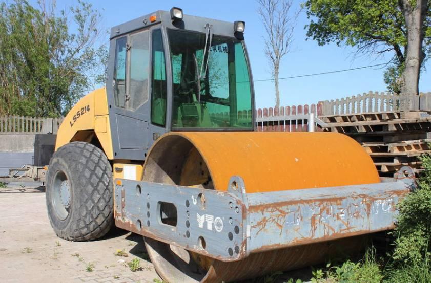 YTO LSS 214, Pozostały sprzęt drogowy, Maszyny budowlane