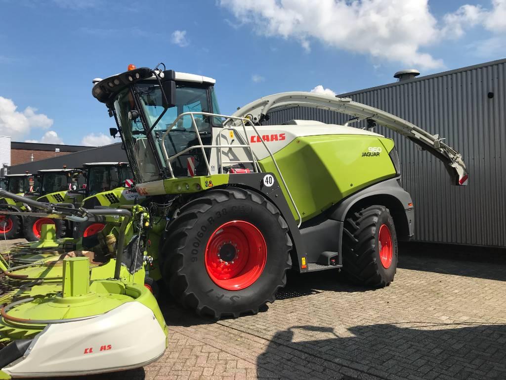 CLAAS Jaguar 960, Forage harvesters, Agriculture