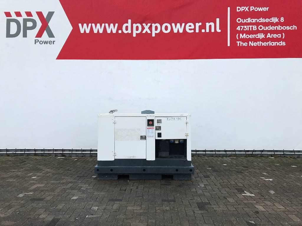 Iveco 8035E15 - 33 kVA Generator - DPX-12116, Diesel generatoren, Bouw