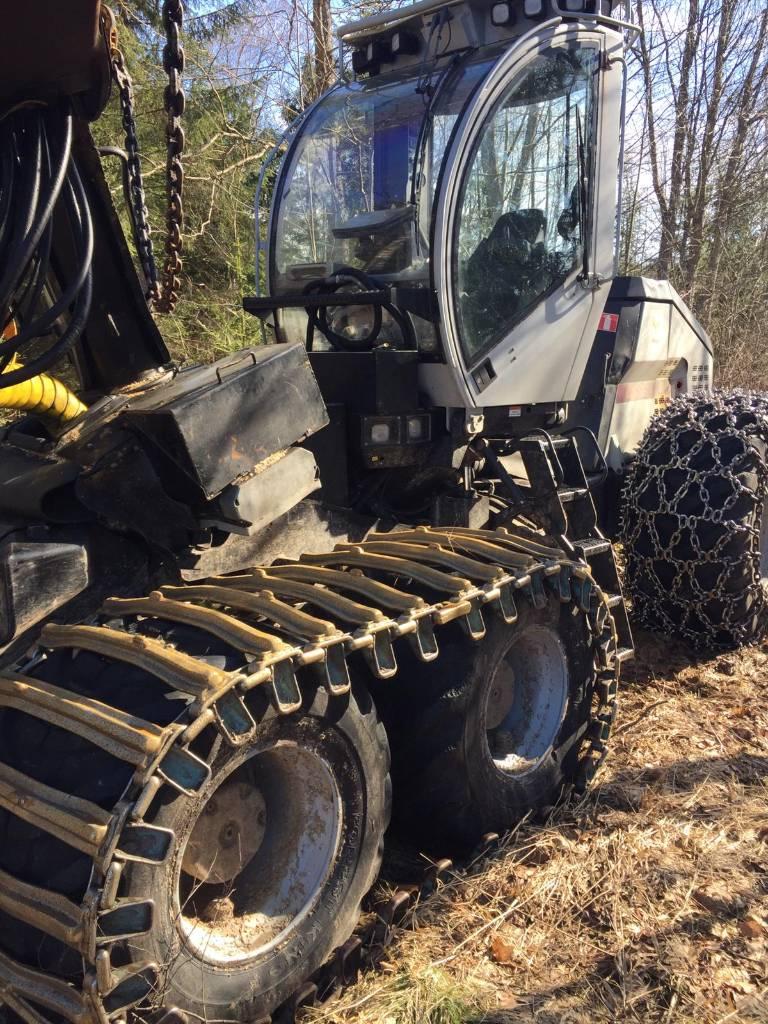 Logset 5H, Harvesters, Forestry