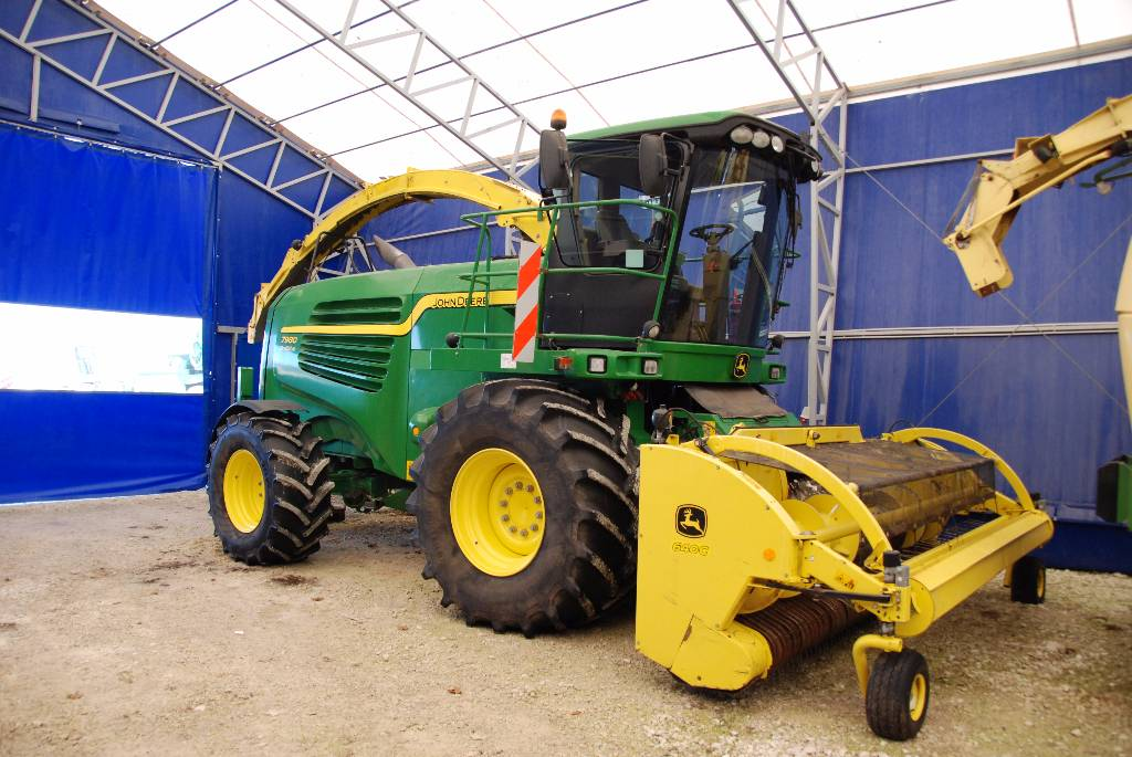 John Deere 7980 ProDrive, Foragers, Agriculture