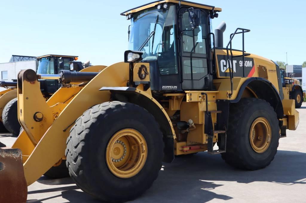 Caterpillar 950M, Wheel Loaders, Construction Equipment