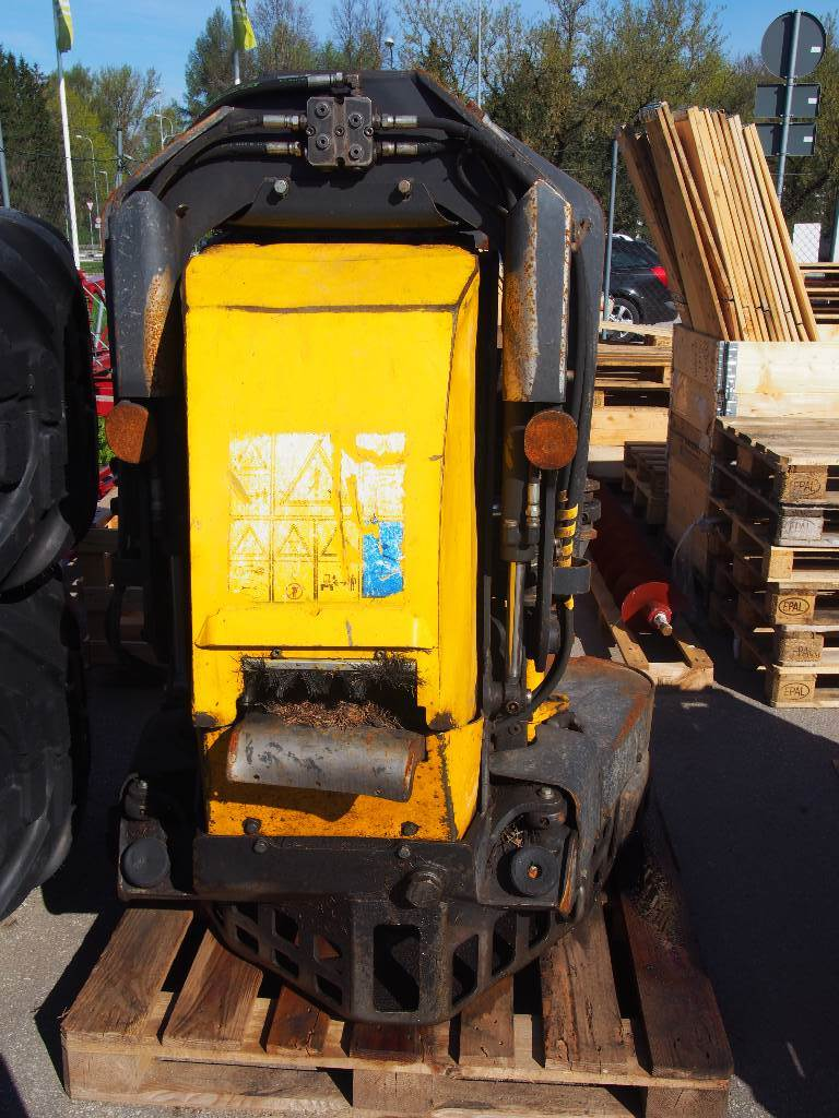 Ponsse H 7, Medžių kirtimo mašinų darbinės galvos, Miško technika