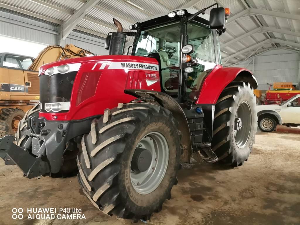 Massey Ferguson 7726, Traktori, Lauksaimniecība
