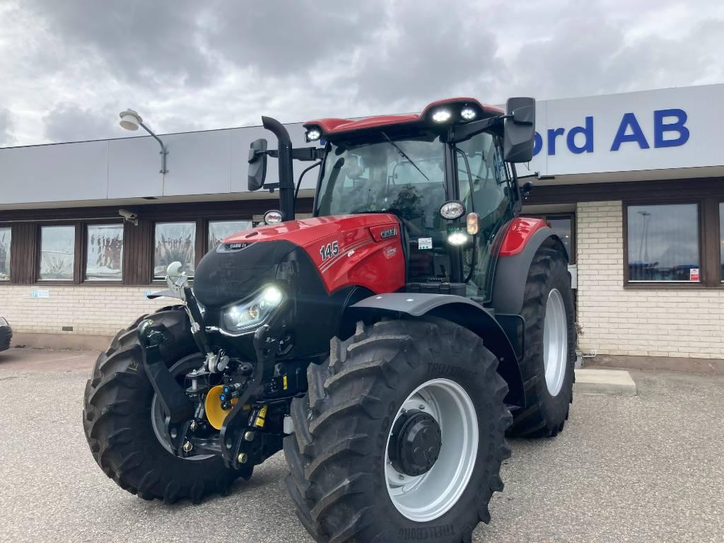 Case IH Maxxum 145 CVX Frontlyft PTO, Traktorer, Lantbruk
