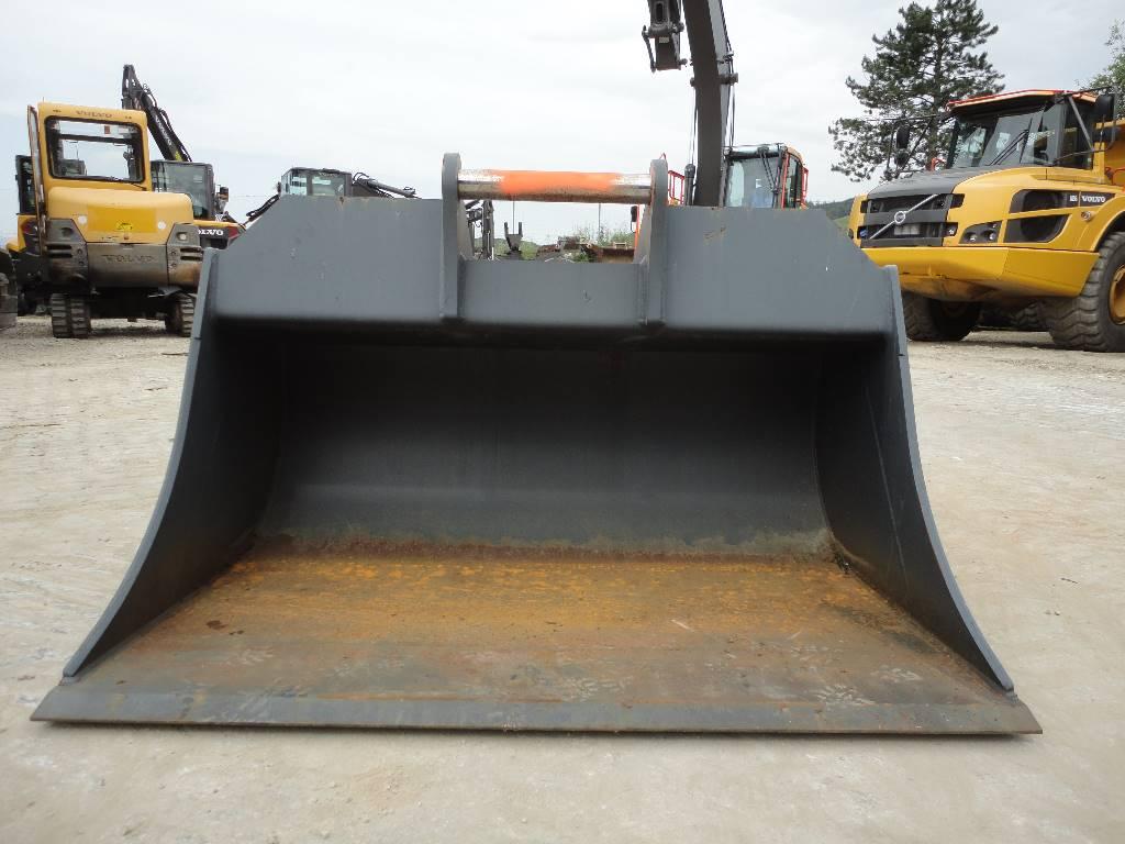 Geel Geel Böschungslöffel GRLS22, Backhoes, Construction Equipment