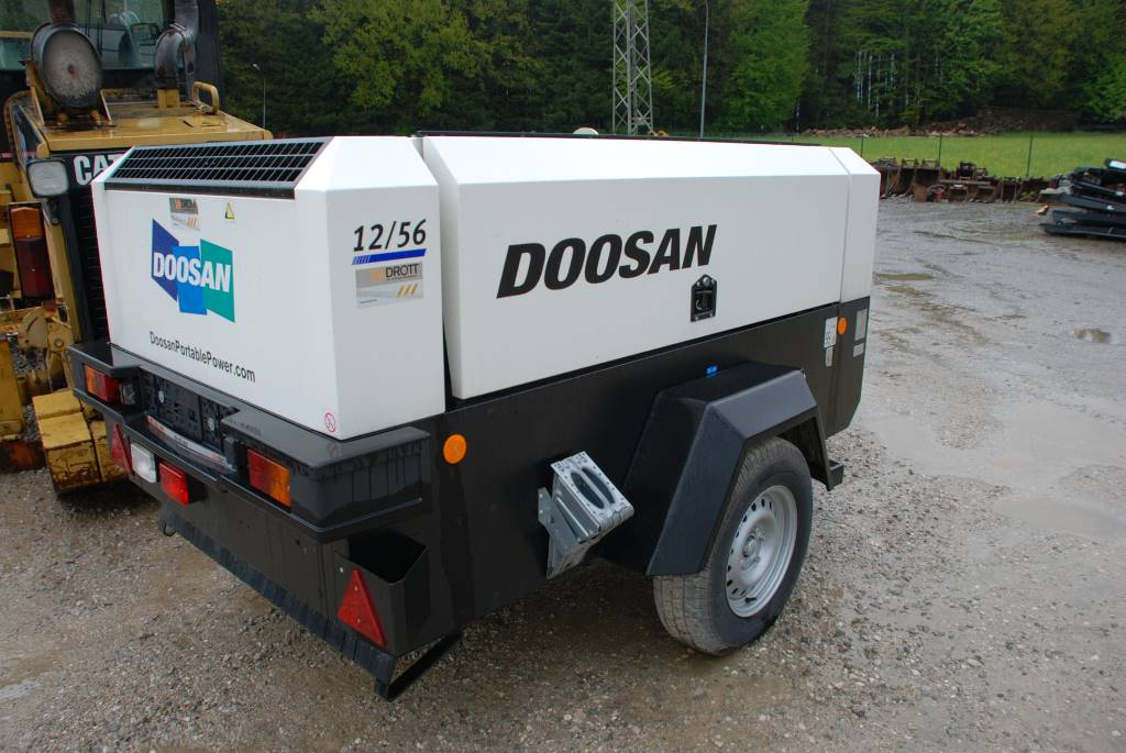 Doosan 12-56, Other, Construction Equipment