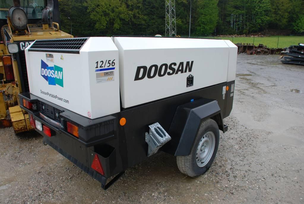 Doosan 12-56, Other, Construction