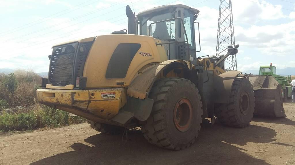 New Holland W 270 B, Wheel Loaders, Construction Equipment