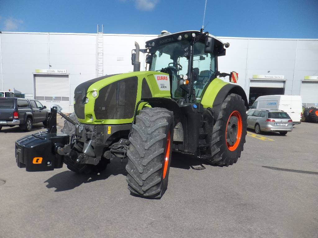 CLAAS Axion 950 Cmatic, Tractors, Agriculture