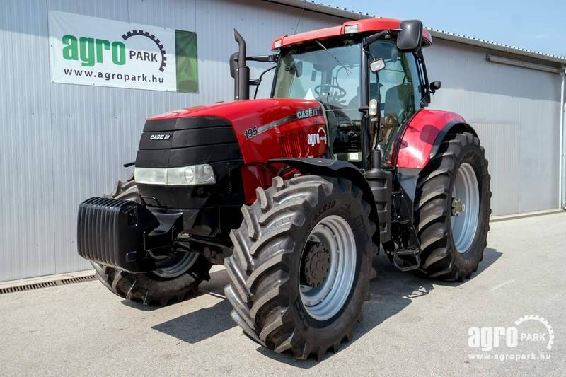 CASE Puma 195 (3959 hours), 19 6 full Powershift