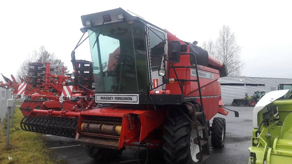 Massey Ferguson 25 HYDRO, Combine harvesters, Agriculture