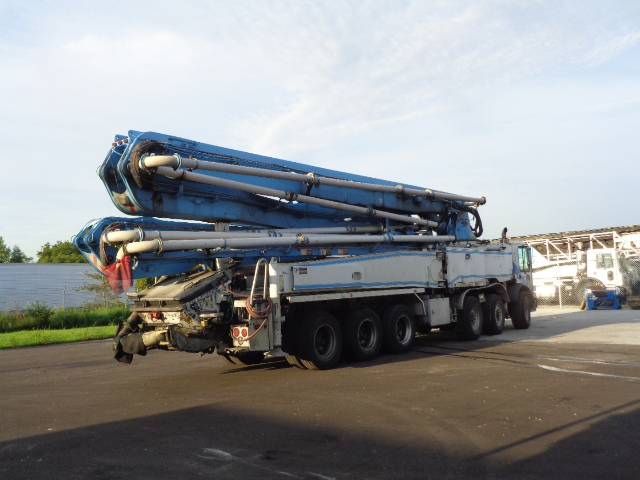 Putzmeister BSF 52Z.16H, Boom Pumps, Construction Equipment