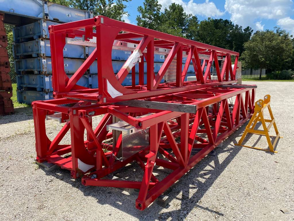 Potain IGO T 130, Crane Parts and Equipment, Construction Equipment