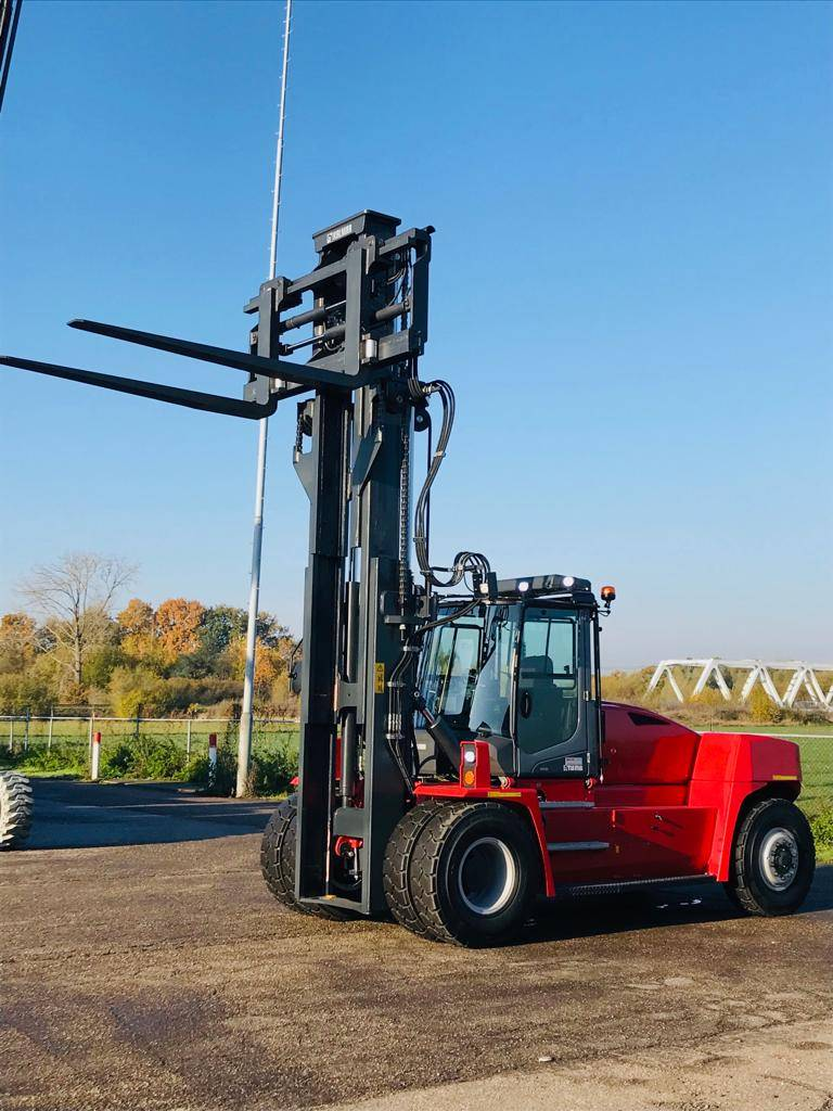 Kalmar DCG 160-12, Diesel heftrucks, Material Handling