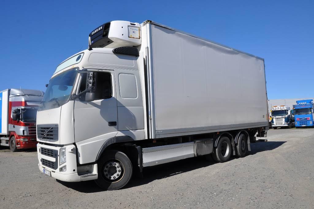 Volvo FH460 6X2, Skåpbilar Kyl/Frys/Värme, Transportfordon