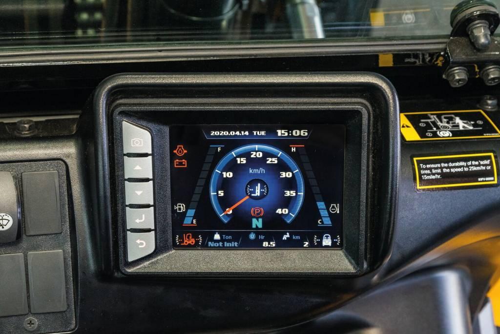 Hyundai 50DN-9VB *UUSI MALLISARJA*, Diiseltõstukid, Materjalikäsitlus