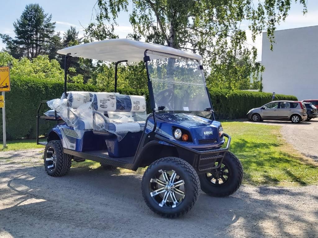Ezgo Express L6 Shutle 72V, Golfautot, Ympäristökoneet