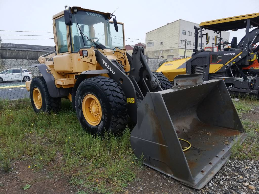 Volvo L 70 E, Wheel Loaders, Construction Equipment