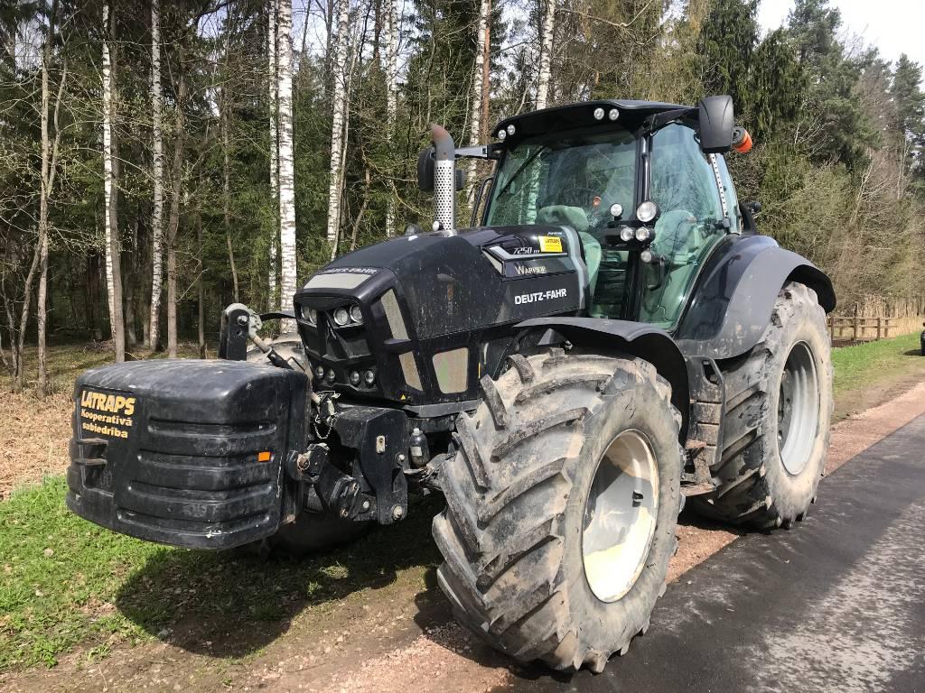 Deutz-Fahr AGROTRON TTV7250, Traktoriai, Žemės ūkis