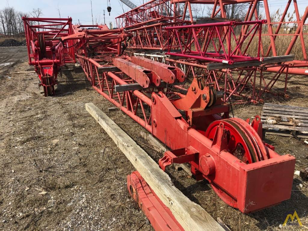 Manitowoc 2250, Crane Parts and Equipment, Construction Equipment