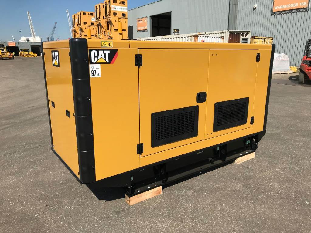 Caterpillar C4.4 E3 - Generator Set 110 kVa - DPH 105823, Diesel Generators, Construction