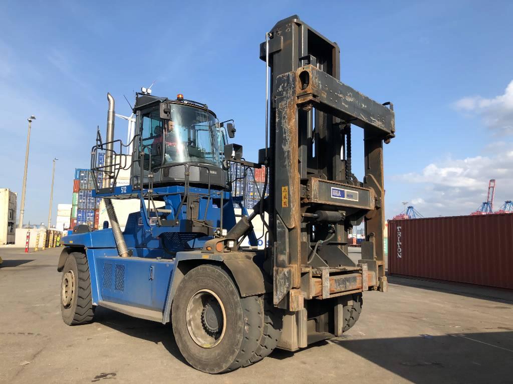 Kalmar DCG200-12LB, Containerstapler, Flurförderzeuge