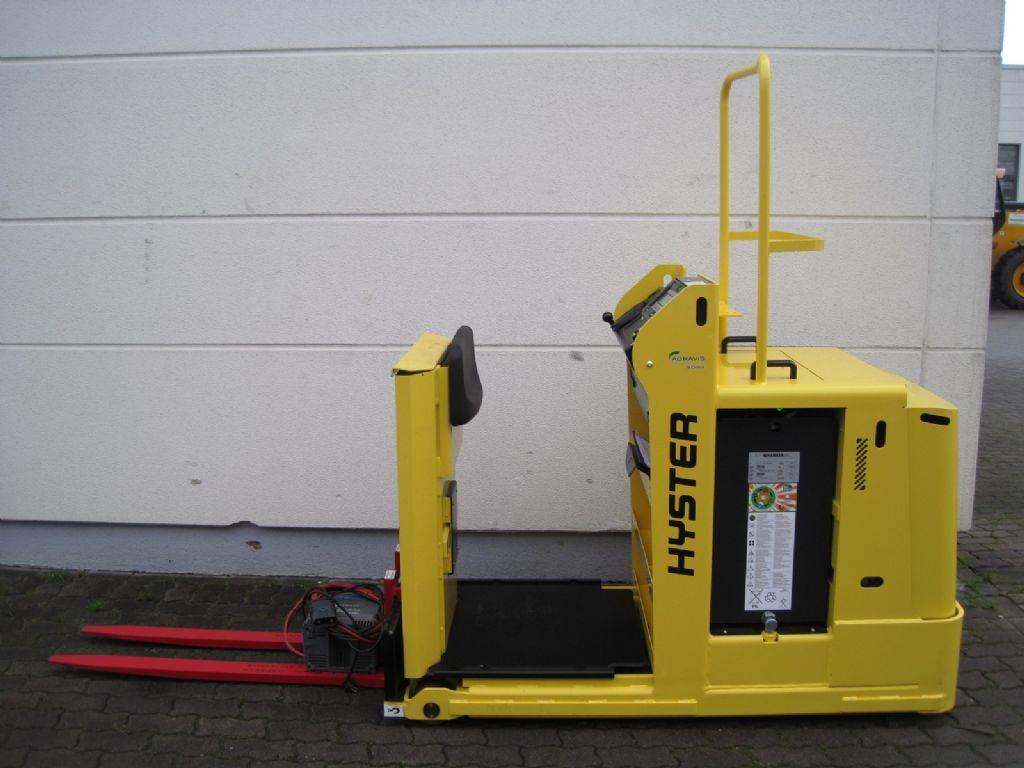 Hyster K 1.0 L AC, High lift order picker, Material Handling