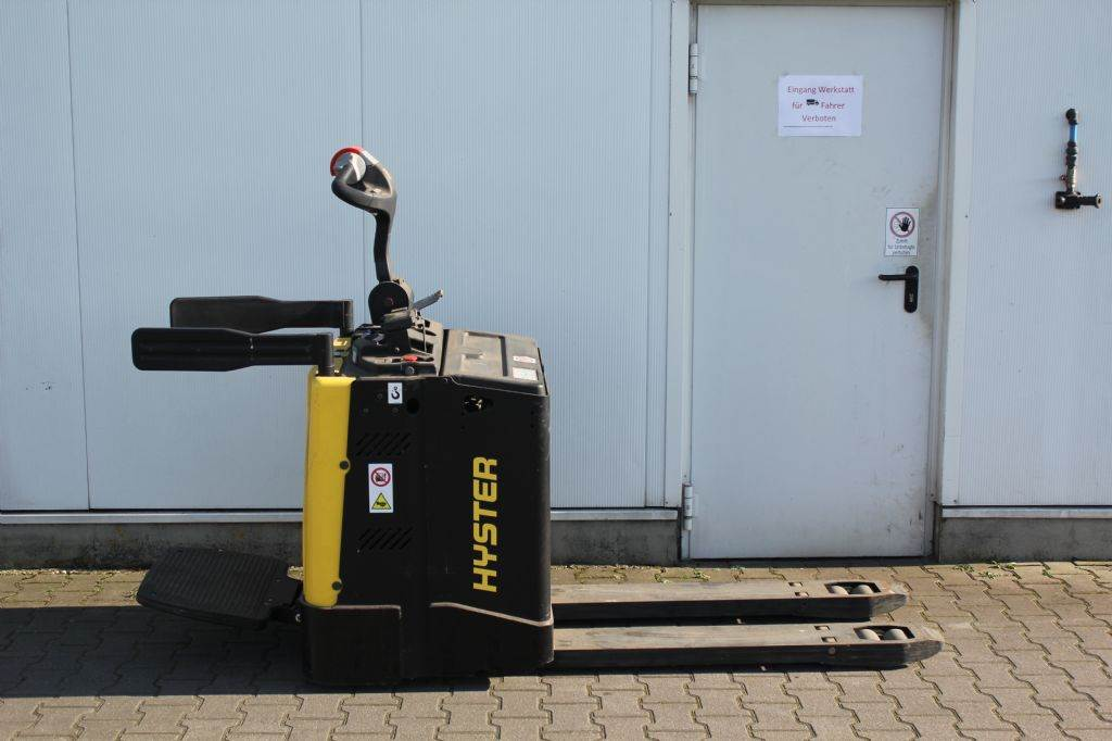 Hyster P 2.0 S FBW, Low lifter, Material Handling