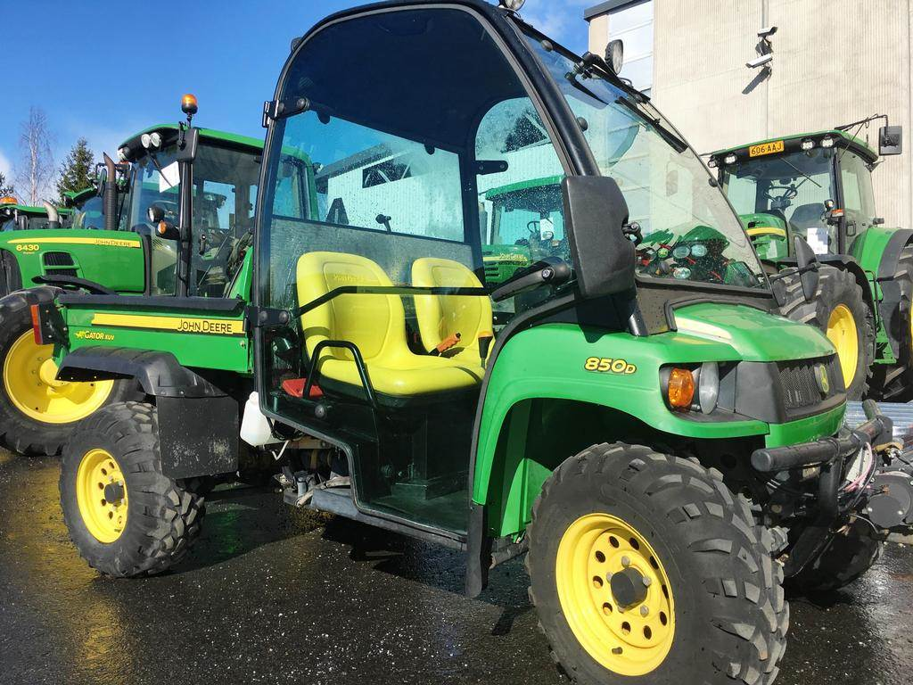 used john deere xuv 850 atvs year 2010 price 15 832 for sale mascus usa. Black Bedroom Furniture Sets. Home Design Ideas