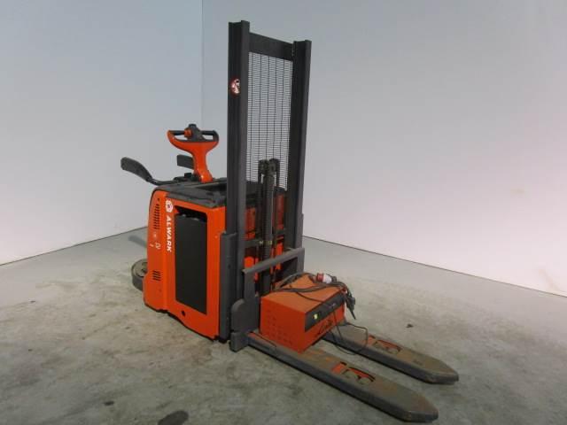 Linde L12AP, Electric forklift trucks, Material Handling