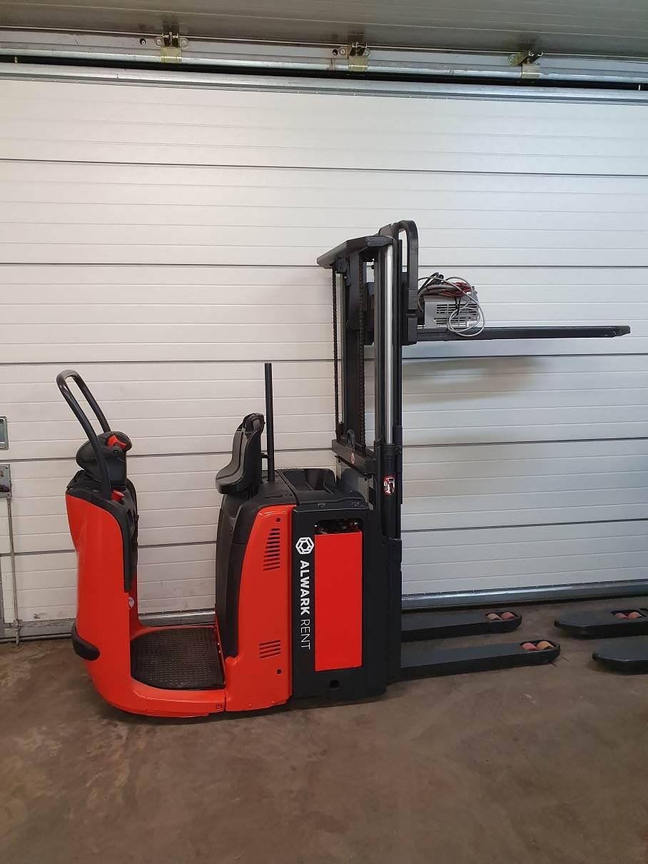 Linde N20L, Electric forklift trucks, Material Handling