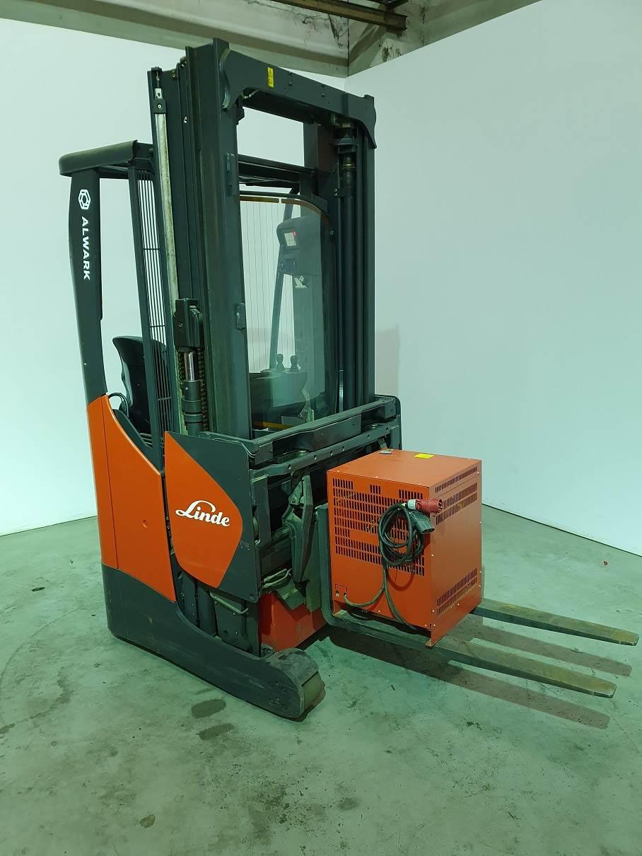 Linde R14X, Electric forklift trucks, Material Handling