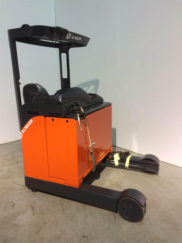 Linde R16S, Electric forklift trucks, Material Handling