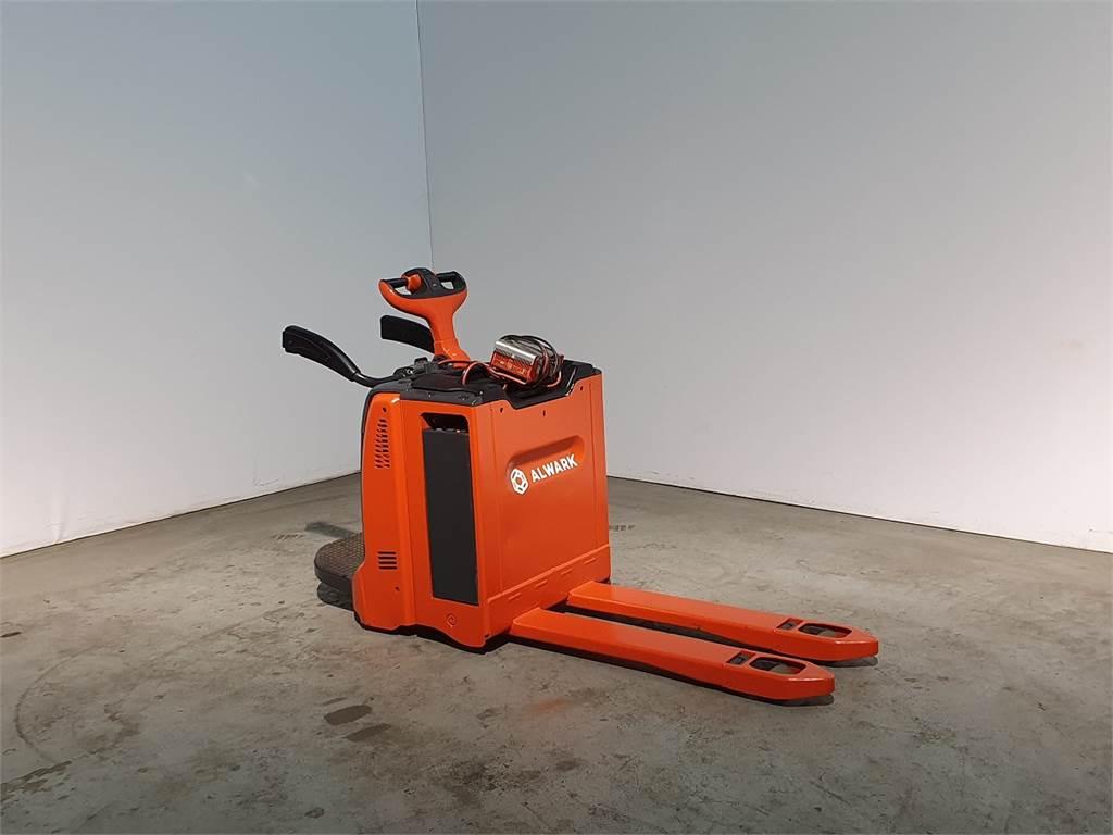 Linde T20AP, Electric forklift trucks, Material Handling