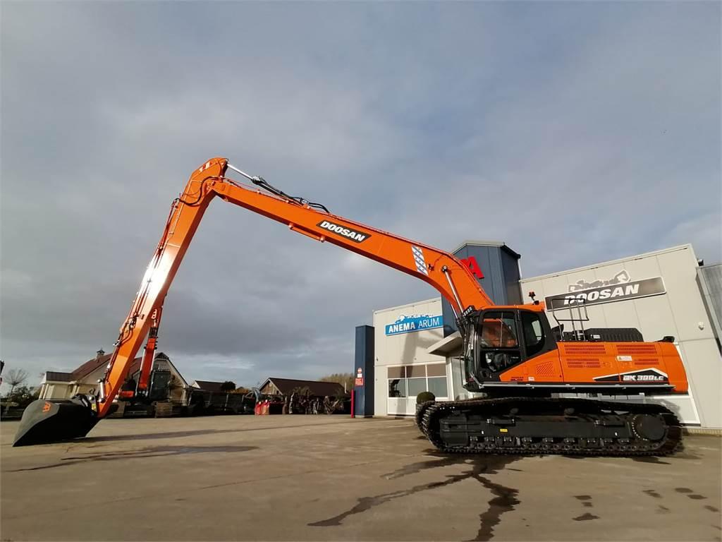 Doosan DX300LC-7 SLR, Crawler Excavators, Construction Equipment
