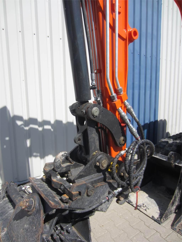 Doosan DX50z, Mini digger, Construction Equipment