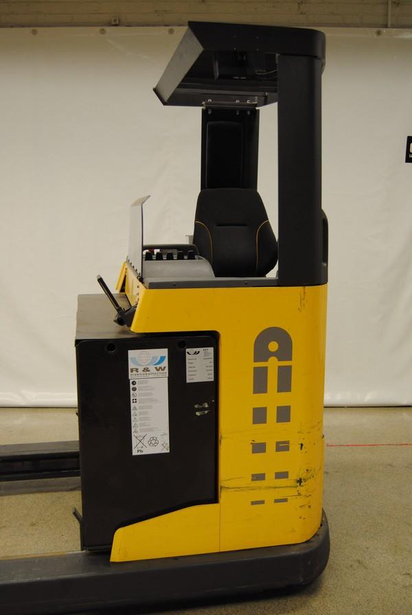 Atlet UHS200DTFVRG1100, Skjutstativtruck, Materialhantering