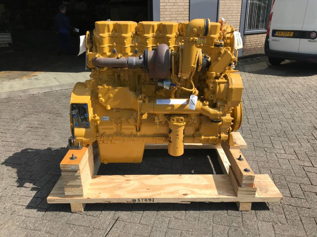 Caterpillar C15 - Industrial Engine - DPH 105624, Industrial Applications, Construction