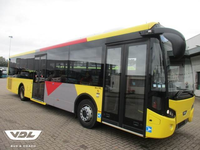 VDL Citea SLE-120/310, Public transport, Vehicles