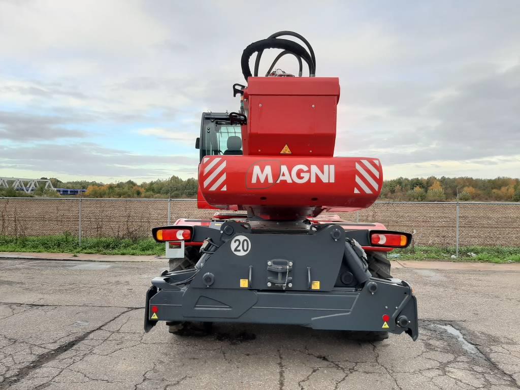 Magni RTH 6.26 SH-M/C, Verreikers, Bouw