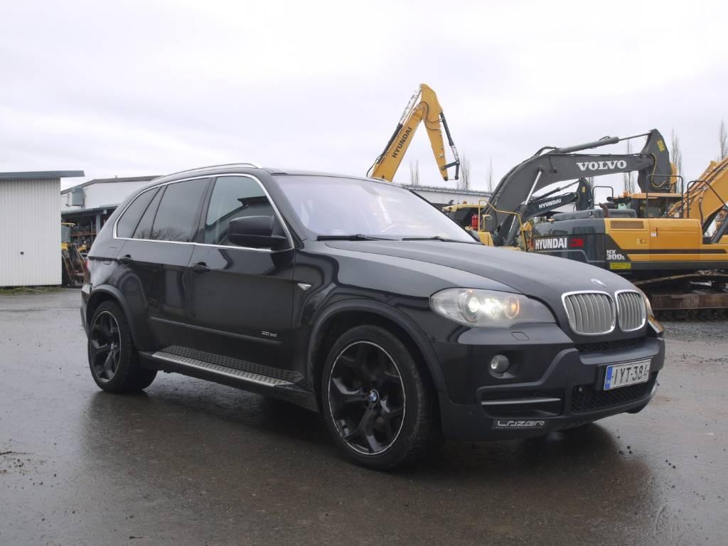 BMW X5 3.0sd, Henkilöautot, Kuljetuskalusto
