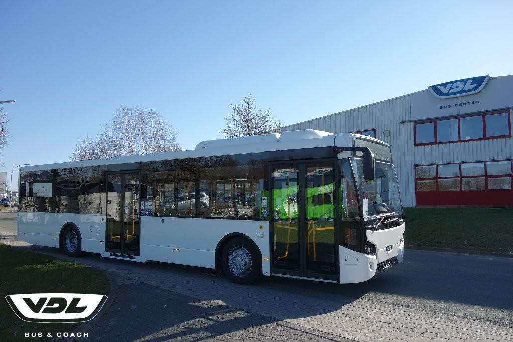 VDL Citea SLF-120/250, Autobuses urbanos, Vehículos