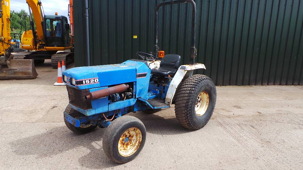 Ford 1520, Tractors, Agriculture