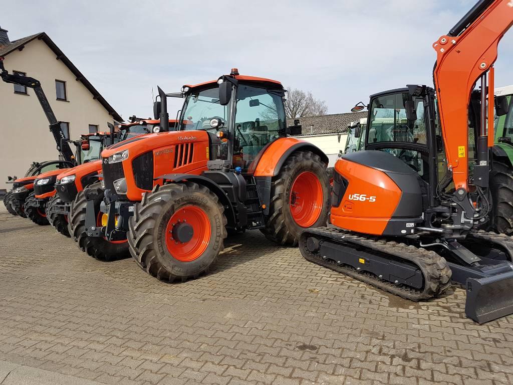 Kubota M7153, Tracteur, Agricole
